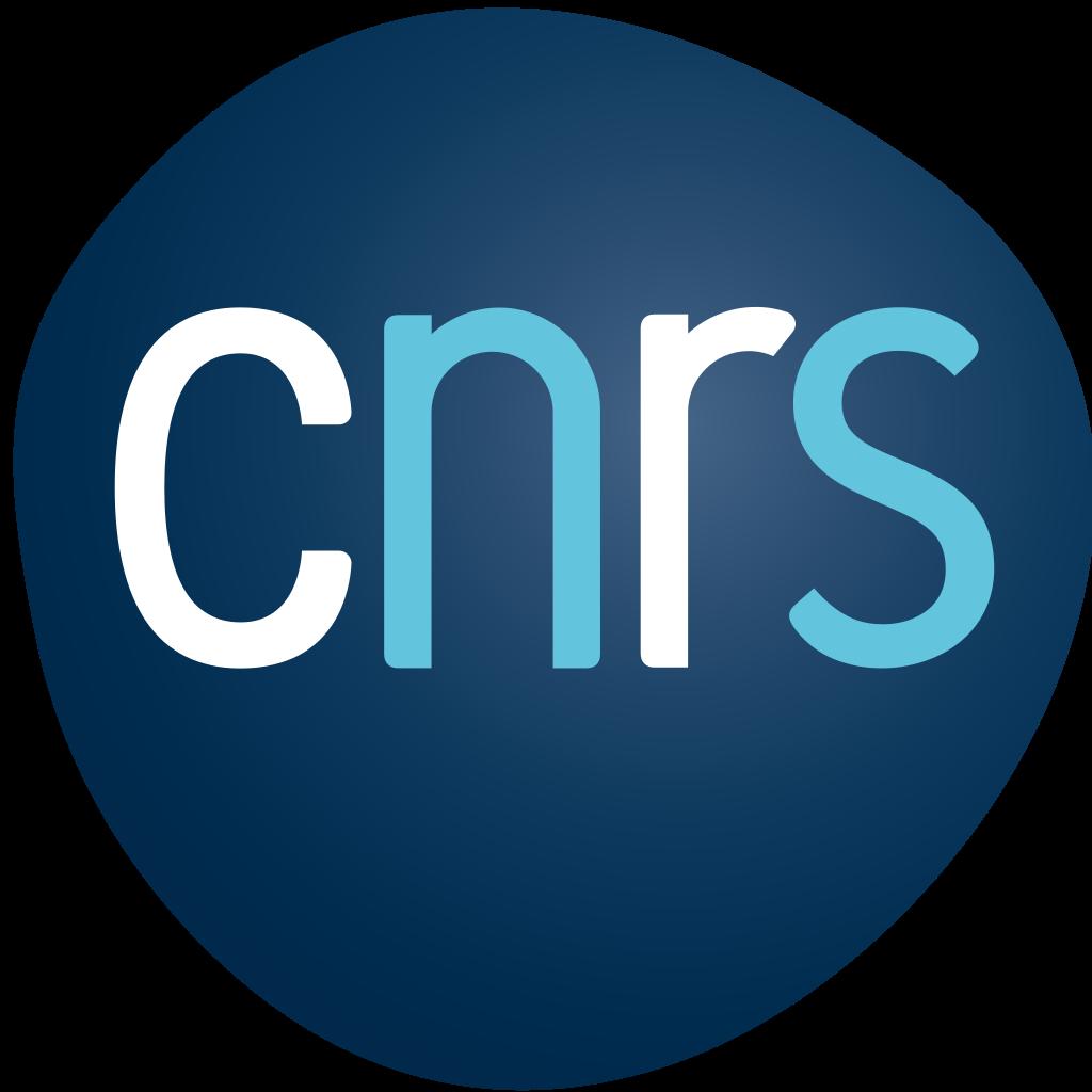 Logo du CNRS, partenaire