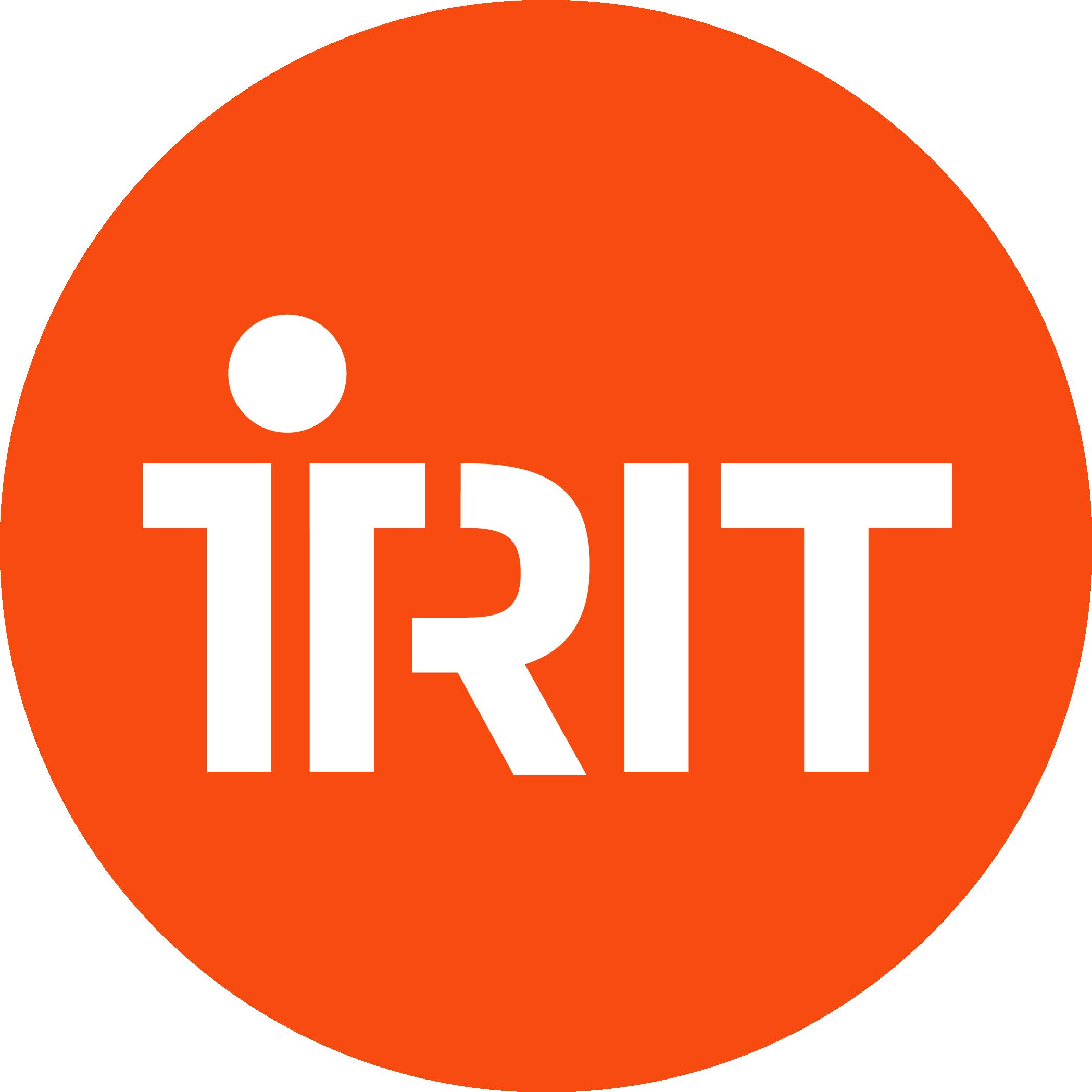 Logo de l'IRIT partenaire