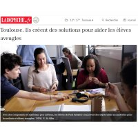 Illustration article La depeche